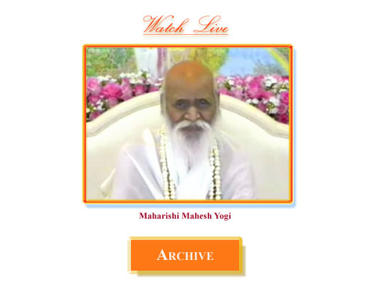 His Holiness Maharishi Mahesh Yogi, Dr John Hagelin and Dr Bevan Morris. link to press conference highlights archive